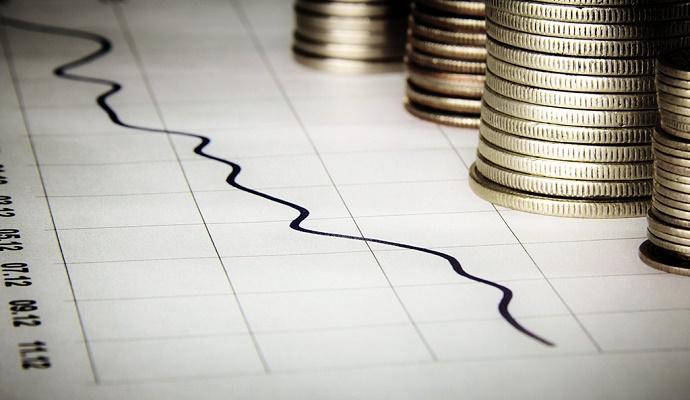 Инфляция в странах еврозоны остается на уровне 0,2%