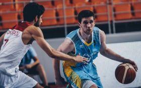 Украина — десятая на молодежном Евробаскете