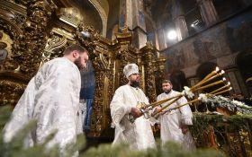 В Софии Киевской проходит интронизация главы ПЦУ Епифания: онлайн-трансляция