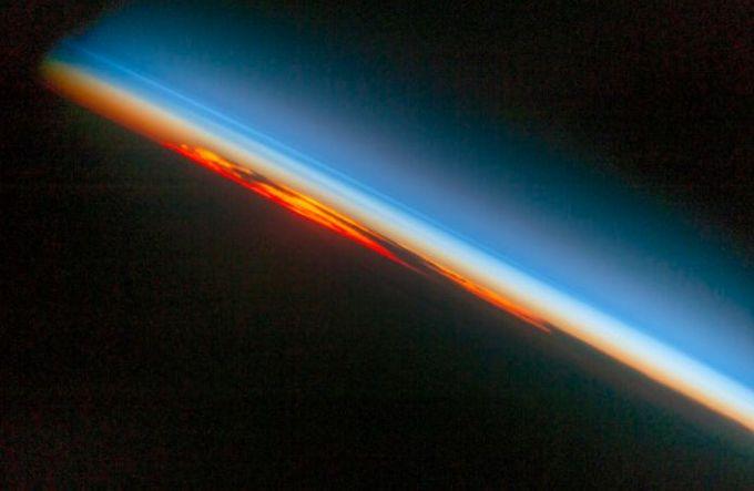 Супермісяць і загибель зірок: з'явився топ-10 фото від NASA за 2016 рік (4)