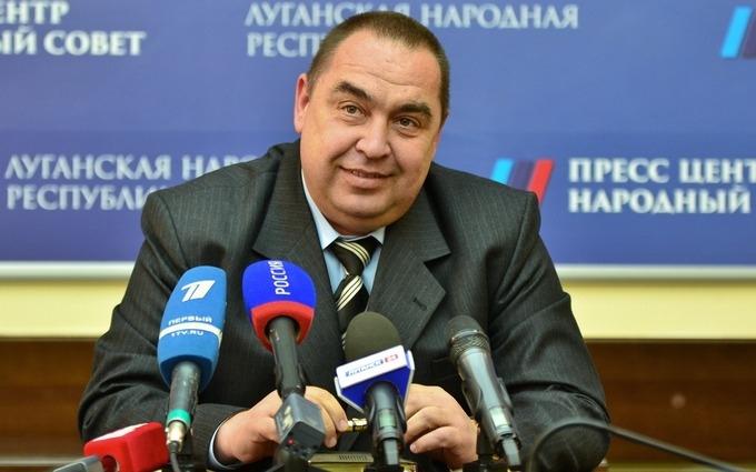 Стало відомо, на чому краде гроші ватажок ЛНР Плотницький
