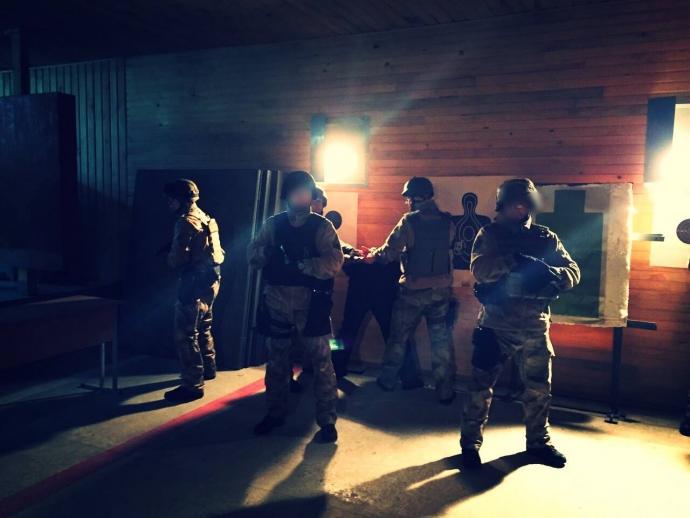Первые спецназовцы Нацполиции закончили подготовку: опубликованы фото (1)