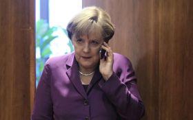 Стало известно, о чем Меркель говорила с Зеленским