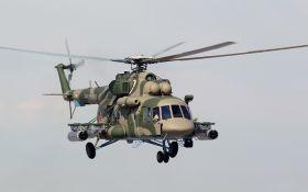В Сирии атакован российский вертолет: стали известны детали