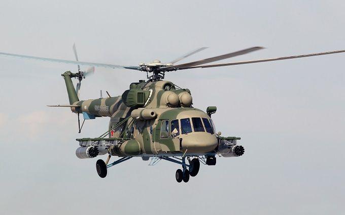 У Сирії атакований російський вертоліт: стали відомі деталі