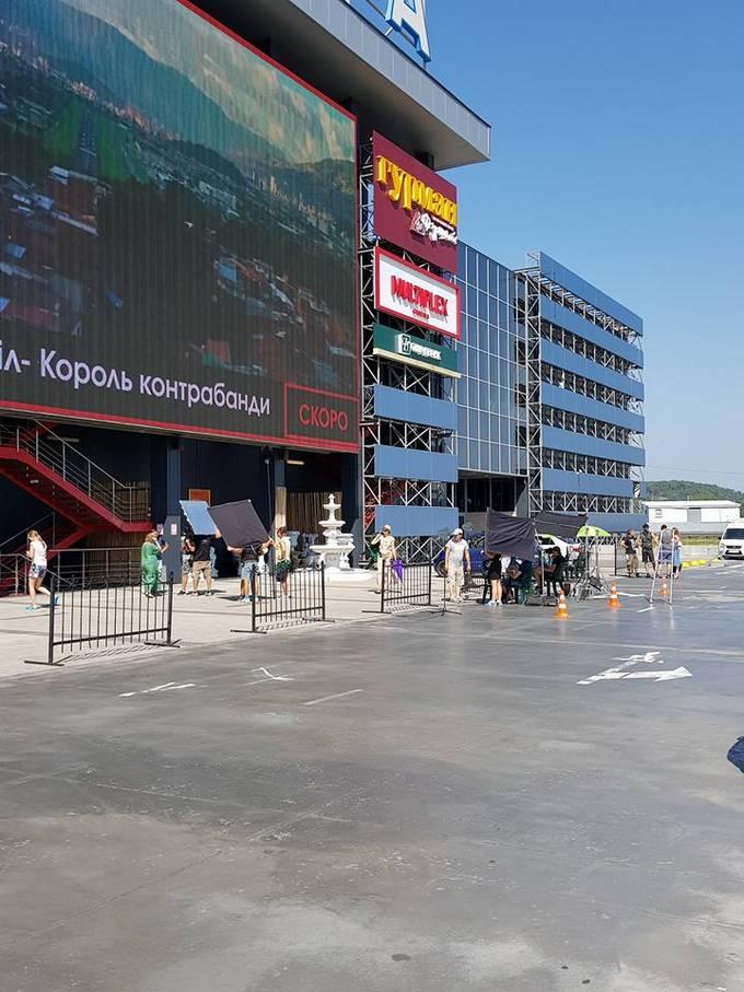 Четвертый год войны: в Киеве снимают российский фильм, появились фото (1)