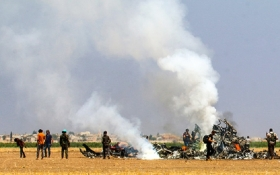 Стало известно, как Россия ответила на сбитый в Сирии вертолет: опубликовано видео