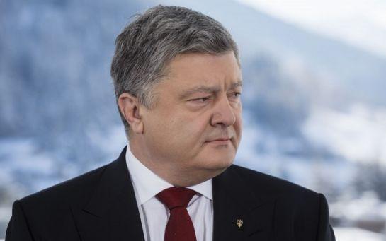 Дострокових виборів в Україні не буде, - Порошенко