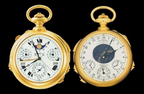Десятка найдорожчих годинників у світі (10 фото) (8)