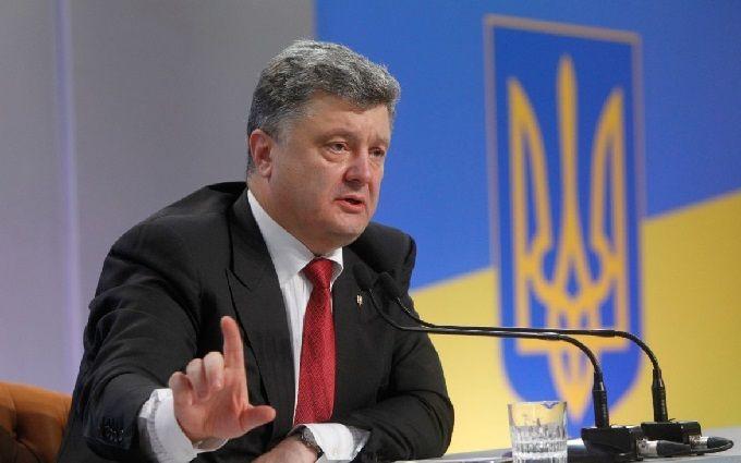 Порошенко рассказал о попытке Кремля поссорить Украину с Польшей
