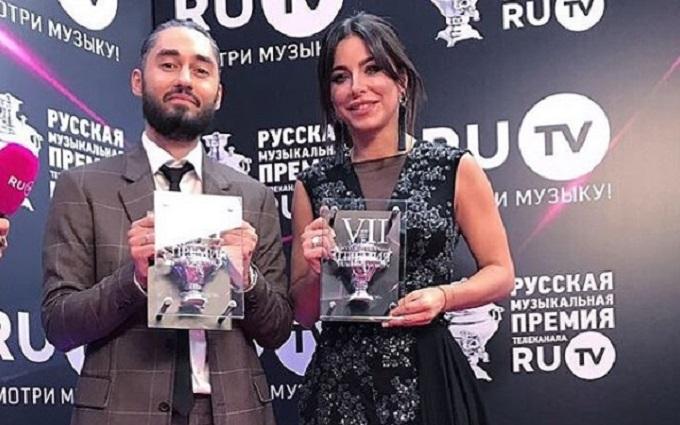 Українська співачка похвалилася нагородою від росіян: з'явилося фото (1)