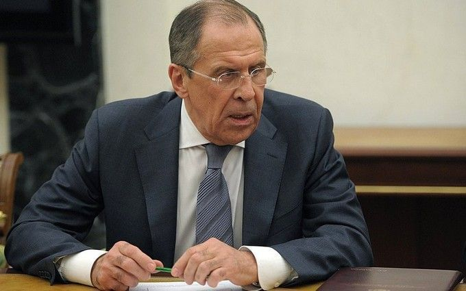 """""""Это бесперспективно"""": Лавров резко ответил на претензии Евросоюза относительно Украины"""