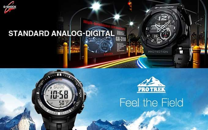 Наручные часы Casio как полезный инструмент и стильный аксессуар