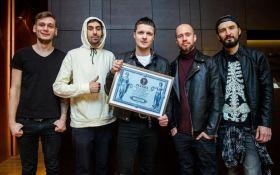 Український гурт встановив незвичайний національний рекорд: опубліковано відео