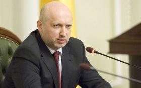 Дрібниця: Турчинов зневажливо висловився про Савченко
