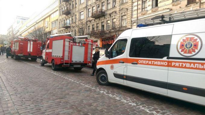 Обвал дома в центре Киева: появились новые детали и фото (1)