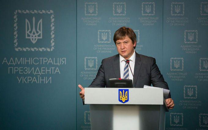 Руководитель министра финансов Данилюк потребовал отставки Луценко