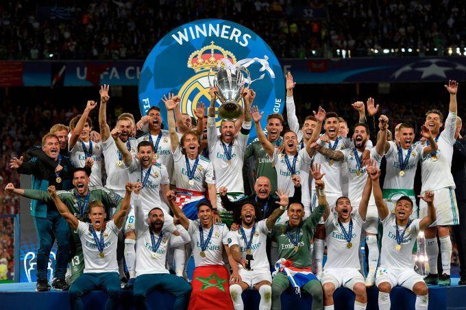 """""""Реал"""" разгромил """"Ливерпуль"""", став победителем Лиги чемпионов УЕФА в третий раз"""