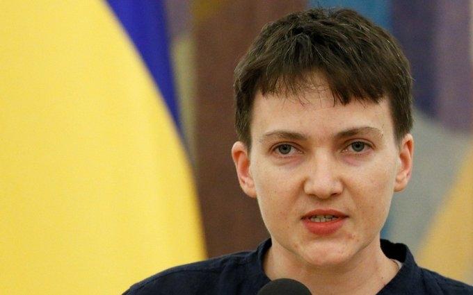 Я в шоці від цін: Савченко розповіла, де купує одяг