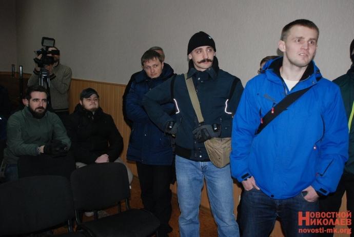 В Николаеве сорвали пропагандистскую акцию партии Медведчука: появились фото (6)