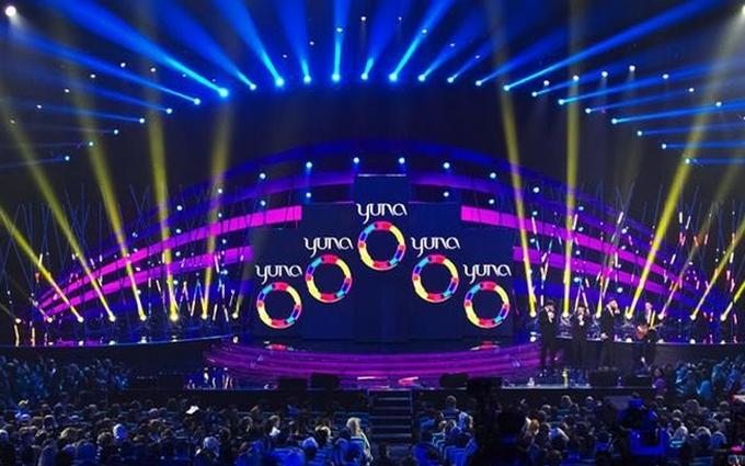 Названы победители музыкальной премии Yuna-2016: опубликованы фото