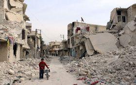 Результат російських бомб: з'явилося Несамовите відео з Сирії