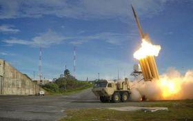 США начали размещать систему ПРО в Южной Корее