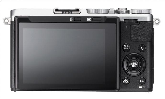 Компанія Fujifilm представила фотокомпакт X70 (5 фото) (1)