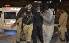 У Пакистані напали на поліцейську академію, багато загиблих: з'явилися фото і відео