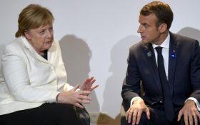 План Меркель і Макрона під загрозою зриву - країни ЄС виступили проти