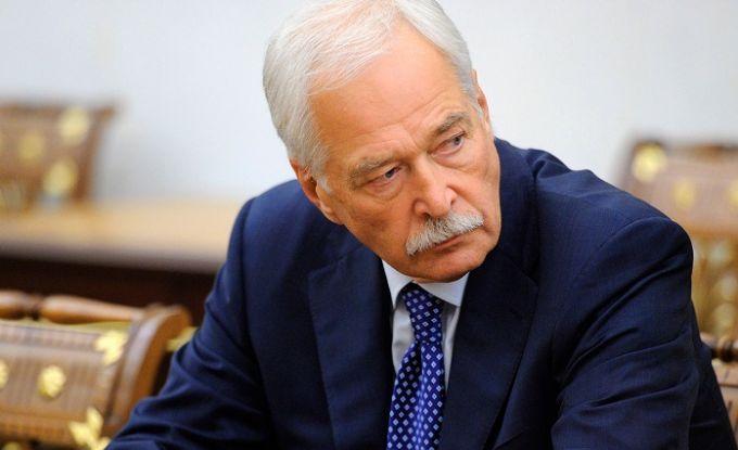 Гризлов назвав чотири пріоритети російської сторони напереговорах в Мінську