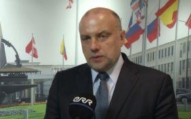 Ніколи не треба здаватися: міністр оборони Естонії закликав Україну готуватися до вступу в НАТО