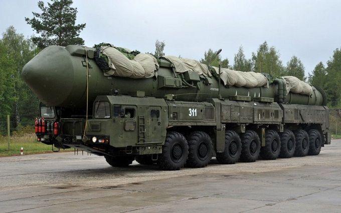 У Росії зробили гучну заяву про ядерну зброю в Криму