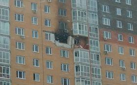 В Подмосковье произошел взрыв в жилом доме, есть пострадавшие: появилось видео