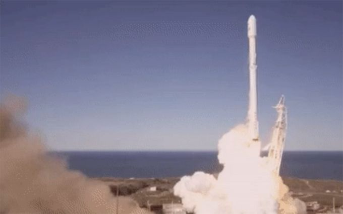 У США відбулася нова масштабна космічна подія: з'явилося відео