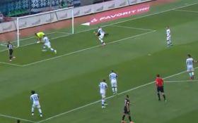 Заря - Динамо: полное видео матча украинской Премьер-лиги