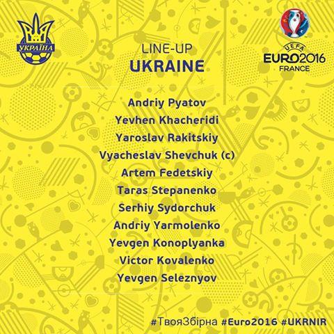 Украина - Северная Ирландия - 0-2: хронология матча Евро-2016 (13)