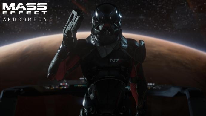 Mass Effect Andromeda, Titanfall 2 и новая Battlefield выйдут до апреля 2017 года
