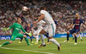 """Результати матчу """"Реал"""" - """"Барселона"""": з'явилося відео голів"""