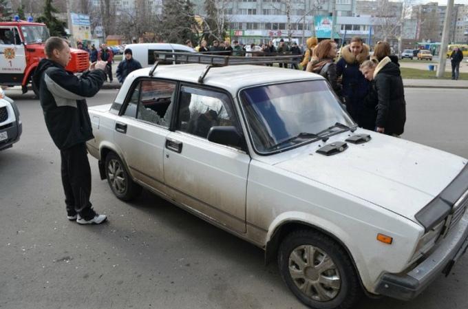 В Кировограде произошел взрыв, есть раненые: появились фото (2)