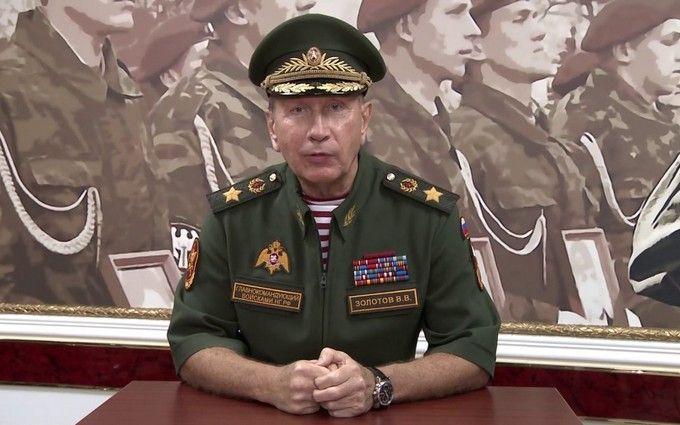 """Вызов на дуэль: российский генерал пообещал сделать из Навального """"сочную отбивную"""""""