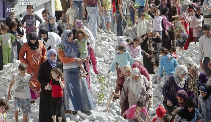 Ряд стран вводит новые ограничения для контроля потока беженцев