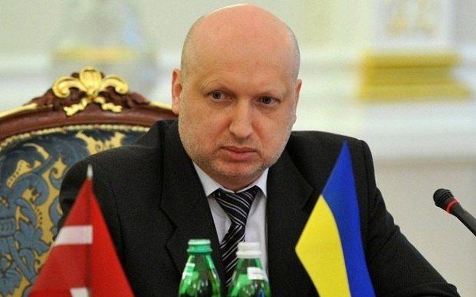 Краще за російські: Турчинов розповів, що за ракети сьогодні запустив