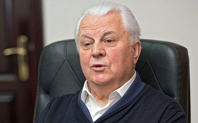 """Україну просто примусили: Кравчук розвіяв міф про """"подарований"""" Крим"""
