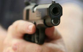 Ограбление со стрельбой в Сумах: опубликовано видео