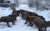 """В украинских соцсетях запустили """"военный"""" флешмоб, участвуют даже бойцы АТО: появилось видео"""