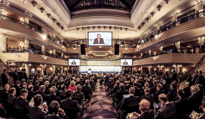 Порошенко поедет на конференцию в Мюнхен