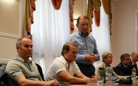 Нові переговори по Донбасу: у Кучми відзвітували про підсумки