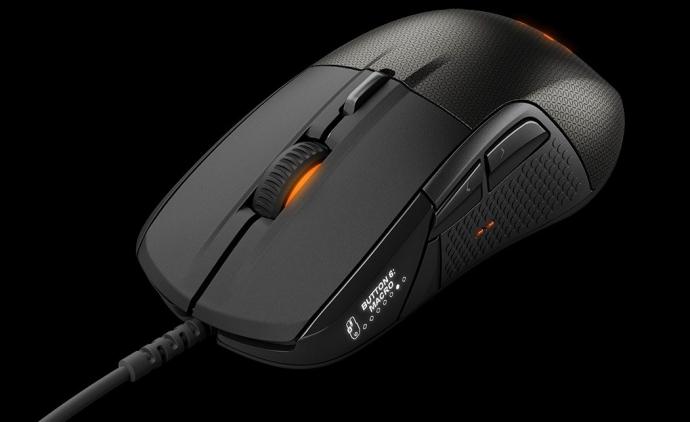 SteelSeries представила игровую мышь Rival 700 (6 фото)