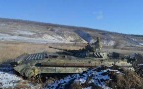 Штаб ООС: враг на Донбассе использует запрещенное вооружение